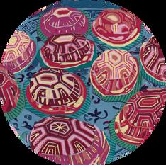 Angko Kueh · 紅龜糕