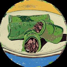 Kueh Ketayap · 香蘭椰斯捲