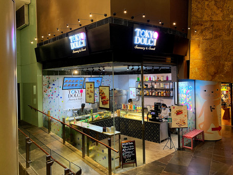TOKYO DOLCI@招牌及霓虹燈設置