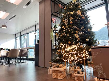 WPP@聖誕樹及燈牌佈置