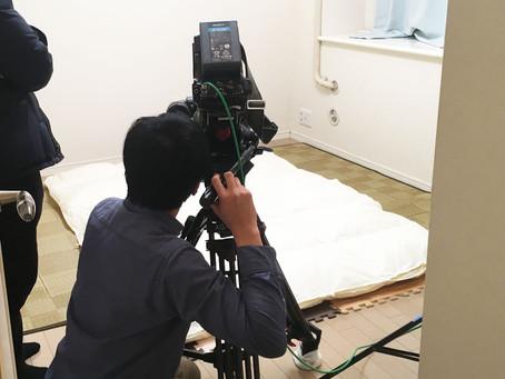 【TV放送情報】NHK おはよう日本『まちかど情報室』でつながる布団が紹介されました。