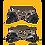 Thumbnail: Bear Claw 3-Arrow Quiver