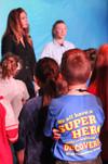 Inspiring real world Super Heroes!