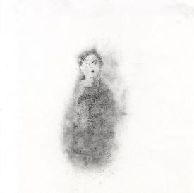 Nolwenn Léonard - L'Absence autoportrait