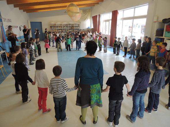 Ecole danse ancienne bal animation