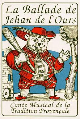 Jehan de l'Ours spectacle Cie. de l'Aloete