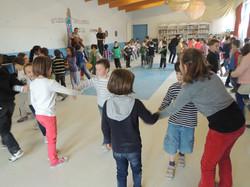 Ecole danse ancienne animation bal