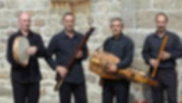 Musiciens Moyen-age Cie.de l'Aloete