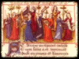 Les Muses, partenaires de la Compagnie de l'Aloete