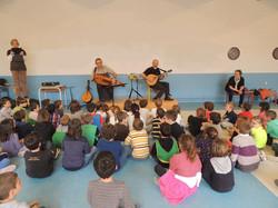 Ecole Instruments anciens Concert
