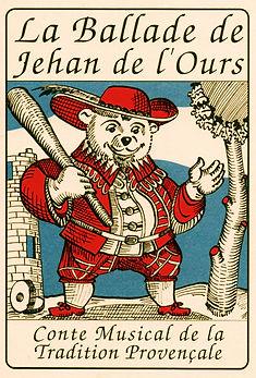 Jehan de l'Ours spectacle Cie de l'Aloete