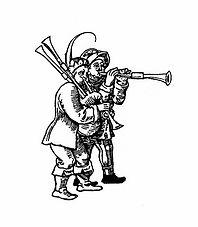 Musiciens moyen-age renaissance Cie. de l'Aloete