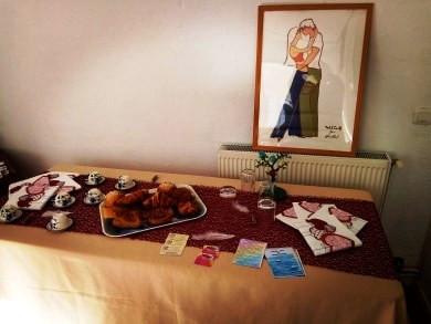 Journée de lancement Pura Détox par Odile et Mélanie