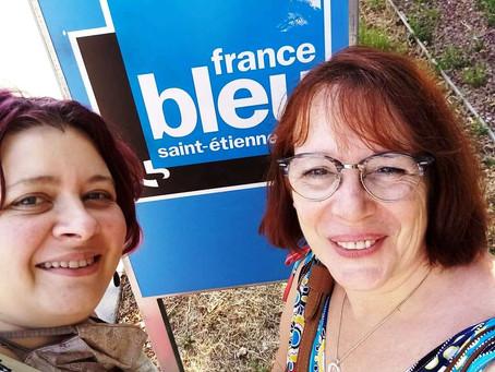 La pépinière en direct LIVE de Radio France Bleu
