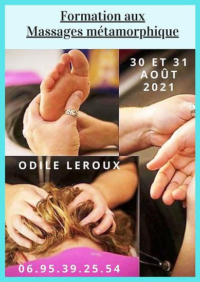9.Formation massage métha