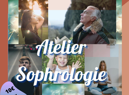Ateliers Sophrologie