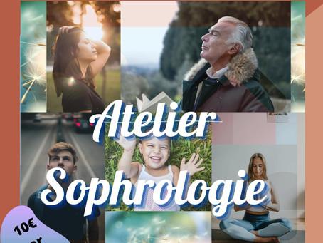 Ateliers Sophrologie tous les mercredis