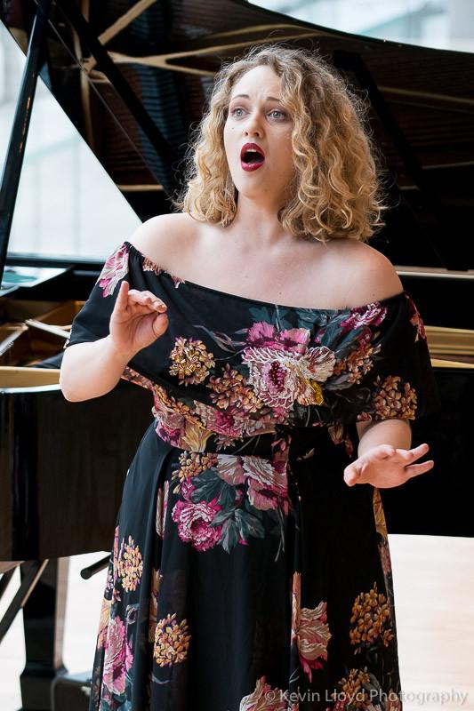 Danika Loren COC Free Concert Series