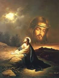 Jesus prays in the garden dying to his flesh.jpg