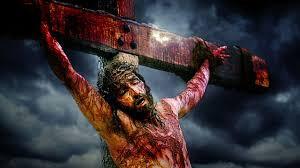 Jesus beaten to nearly unrecongnizable.jpg