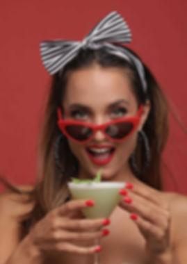 Bonanza Cocktail photoshoot