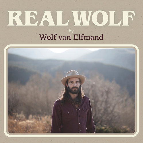 CD - Real Wolf (EP)