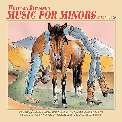 Digital Download - Music for Minors (Ages 3 to 300)