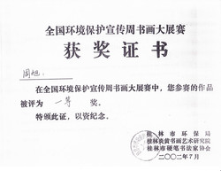 First prize - Chinese Version