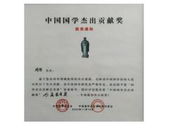 China National Outstanding Award