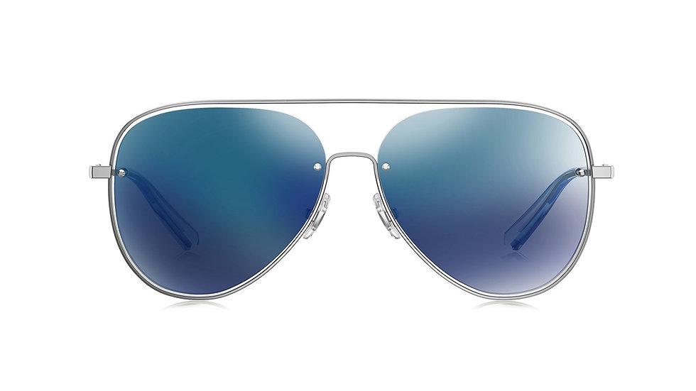 Bolon Eyewear BL7059 Gafas de Sol GROOVE Blue Lenses Front View