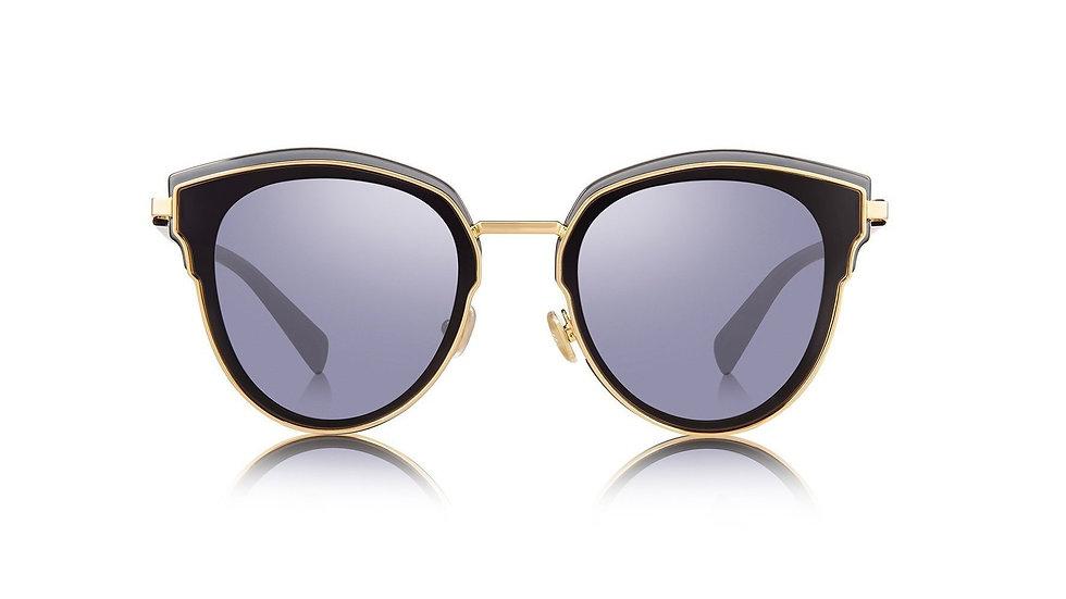 Bolon eyewear 6057 CARLA Black Frame Front View