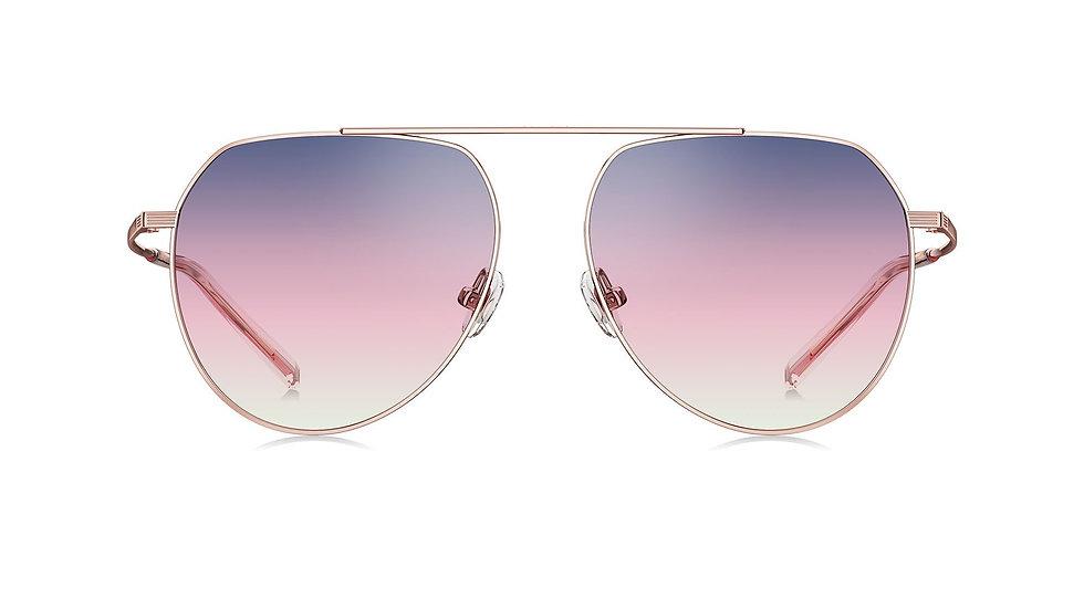 Bolon Eyewear BL7095 Gafas de Sol JARED Front View Tricolor Gradient Lenses