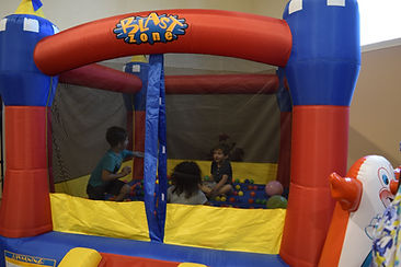 Windsor Avenue Bible Church Oceanside NY Kids Bounce House