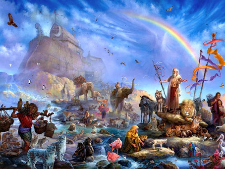 Noah: A Grace Filled Father!