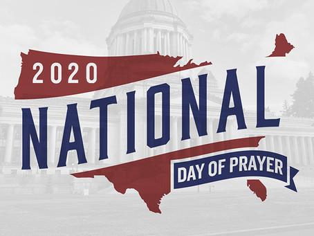 Corona Virus? National Day of Prayer! 3/15/20!