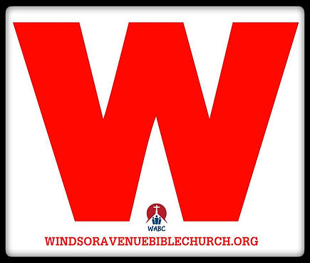Windsor Avenue Bible Church Logo