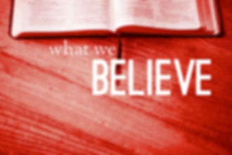 What We Believe Windsor Avenue Bible Church Oceanside NY