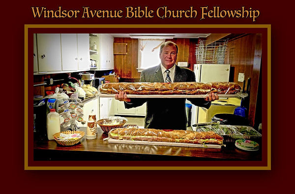 Pastor Henry T. Anderson Windsor Avenue Bible Church Oceanside, NY