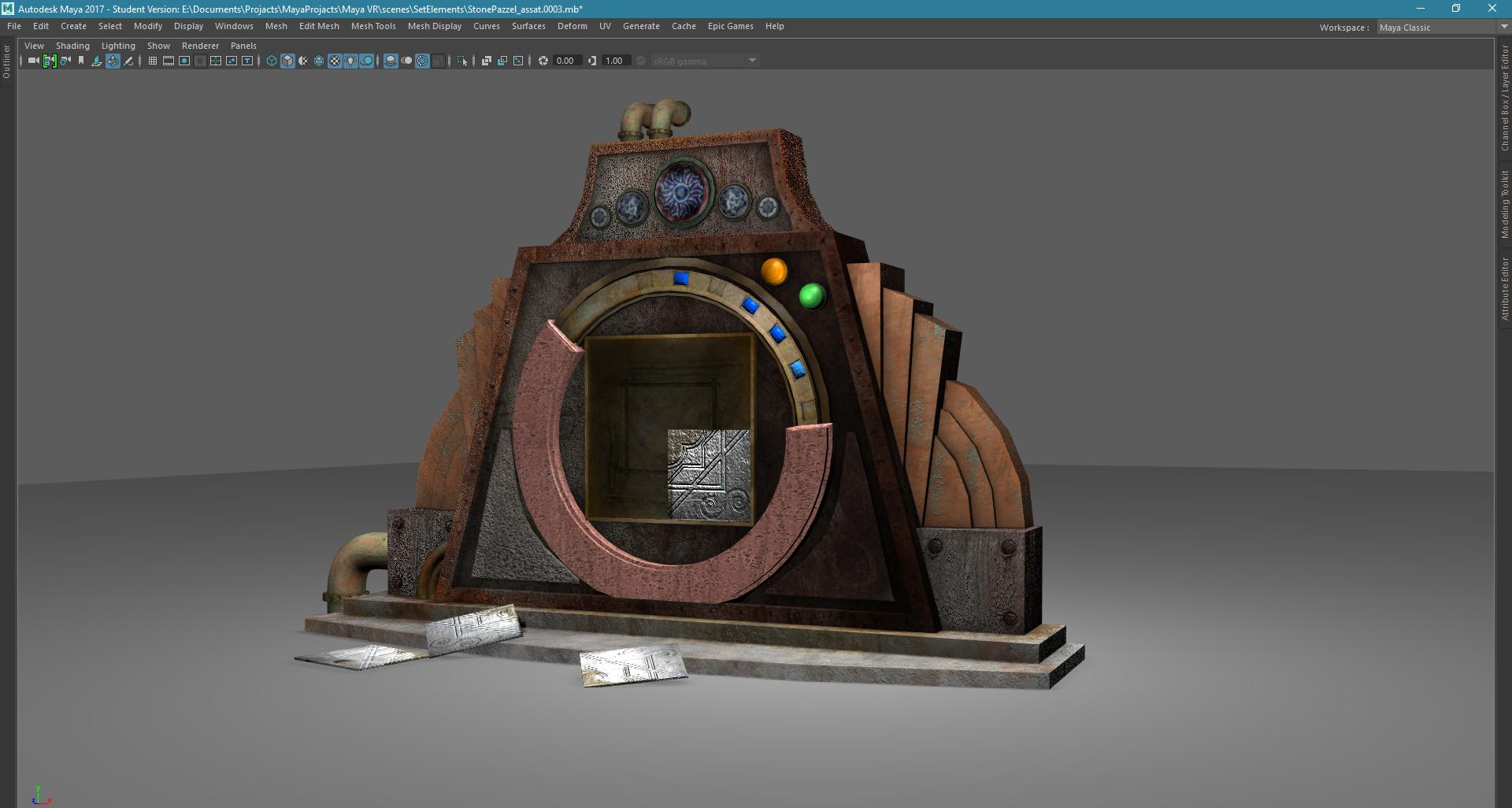 VR game puzzle_03