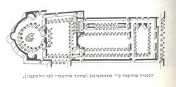 p.23 constantine's church - izometric