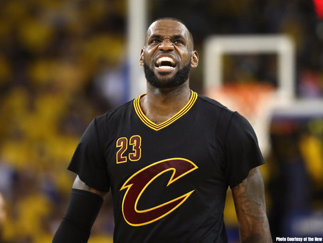 LeBron Watch 2017 - Final Issue