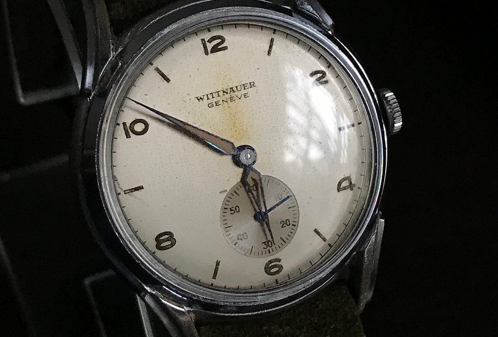 Wittnauer Oversize Elegant Lugs Watch