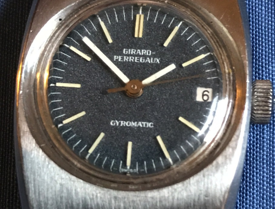 Ladies Girard-Perregaux Gyromatic
