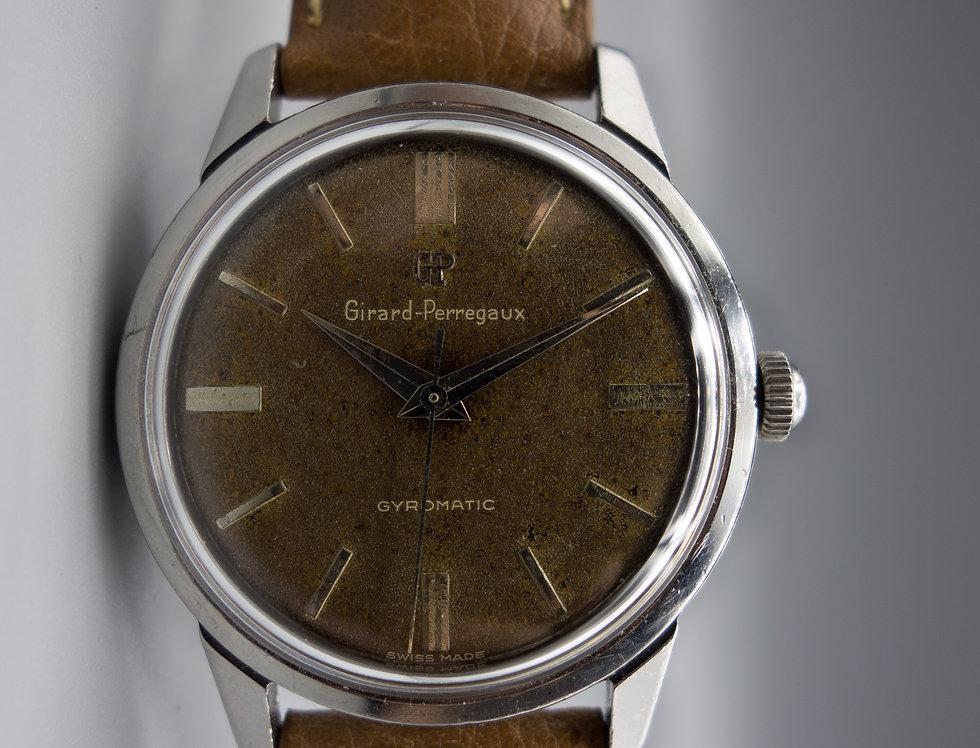 "1951 Girard Perregaux ""Tropical"" Gyromatic"