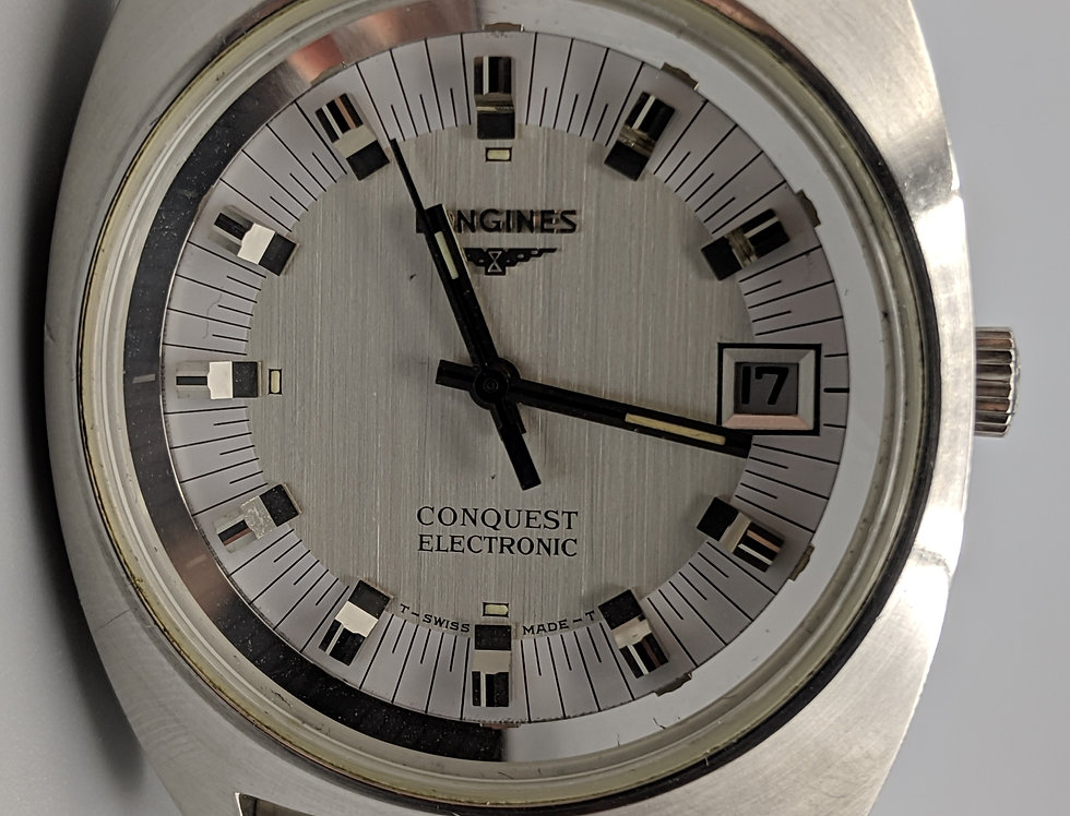 Longines Conquest Electronic 1971