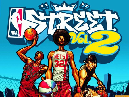 Top 5 NBA Video Games of All-Time