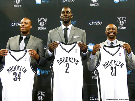 The Brooklyn Nets' Nightmare Continues