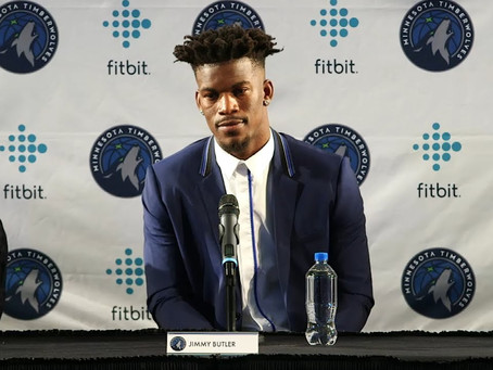 Breaking Down the Timberwolves' Off-Season