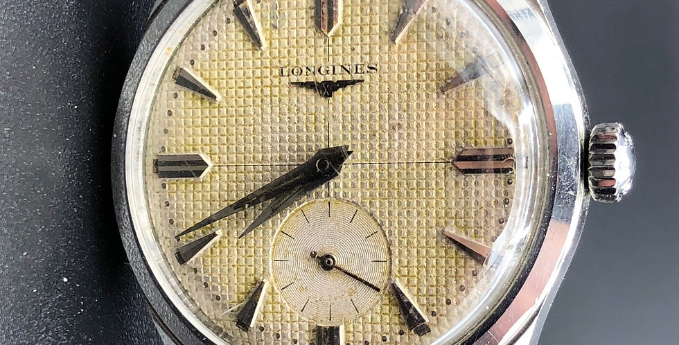 Longines Reference 6822 1957