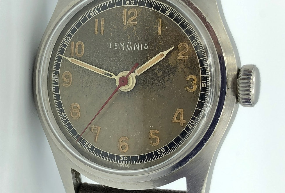 Lemania Reference 192C